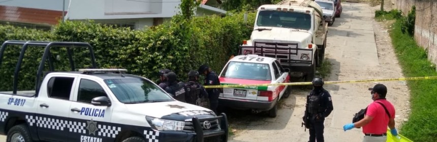 Papantla ejecutados - Sube a 12 el número de ejecutados en Veracruz en 36 horas