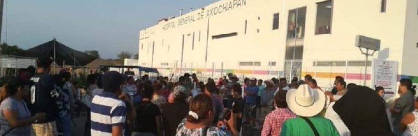 axochiapan morelos - Morelos: amagan con quemar hospital si llevan pacientes con covid-19 en Axochiapan