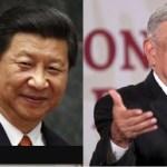 china méxico - China lista para seguir apoyando a México