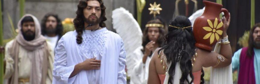 destacada - La Semana Santa inicia en Iztapalapa sin público y con un cerco sanitario por COVID-19