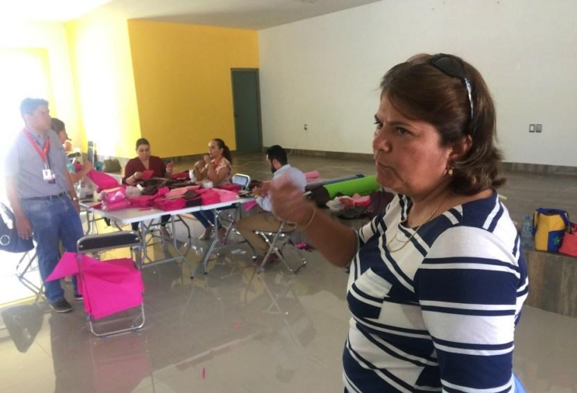 dolores gonzalez meza - González Meza exige a autoridades insumos necesarios para trabajadores de salud en Colima contra Covid-19
