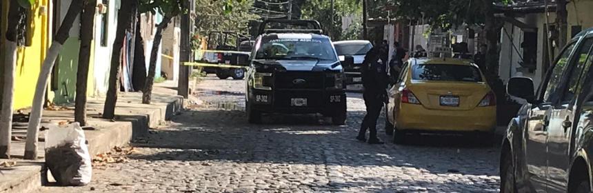 muerto en una maleta en Manzanillo - Encuentran cadáver al interior de una maleta en Salagua