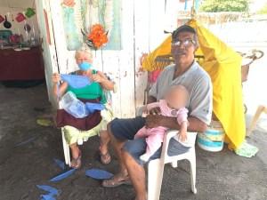 ramadera de el paraiso - Cómo alimentar a su familia; principal preocupación de ramaderos de la playa El Paraíso