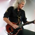 BRIAN MAY queen donald trump - Brian May de Queen fue elegido como el mejor guitarrista de rock de todos los tiempos