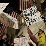 EU trump.jpgfit800400ssl1 - Protestas se extienden a 30 ciudades de EU, Trump pide mayor dureza