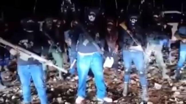 Guerreros Unidos - Guerreros Unidos amenaza con destruir instalaciones de minera canadiense en Cocula