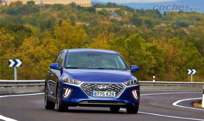 Hyundai Ioniq PHEV 2020 - Hyundai Ioniq PHEV 2020 Híbrido Enchufable