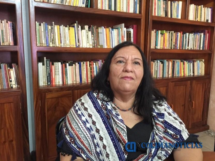 María del Carmen Nava Pérez - En Colima aumenta violencia a la mujer durante la pandemia de Covid-19: CAM