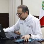 Nacho Peralta Colima - Regreso a las actividades cotidianas debe ser paulatino: Gobernador