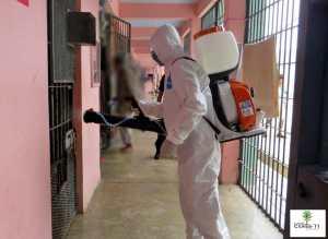 San cris - Exigen liberar a mujeres presas en el penal de San Cristóbal de las Casas