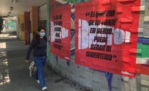 covid19 mexico 25 mayo - A una semana de que termine la cuarentena, México suma en un día 2,485 contagios de covid-19
