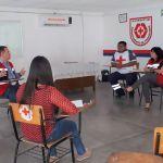 cruz - Por posible contagio, ponen en cuarentena a 7 miembros de la Cruz Roja en Tuxtla