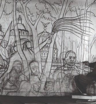 """diego 1 - """"Sueño de una tarde dominical"""", de Diego Rivera, tendrá audio en siete leguas indígenas"""