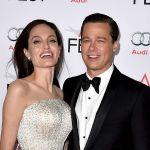 gettyimages 495998872.jpgquality80stripall - Brad Pitt y Angelina Jolie reconcilian su amistad tras el divorcio