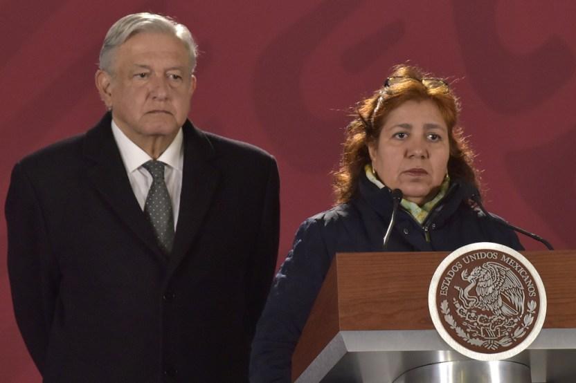 griselda - Desde 2017 se brinda apoyo a la esposa de Javier Valdez: CEAV