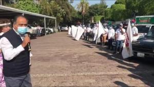"""guerrero 1 - Guerrero: sepultureros laboran sin insumos; recolectores de basura entran a """"concientizar"""""""