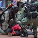 hong kong protestas - Noticias al momento