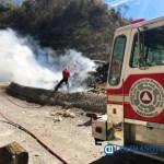incendios - Limpieza de predios termina en incendios: PC Manzanillo