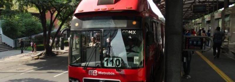 metrobus  - entrada a usuarios será dosificada a partir del 2 de mayo