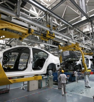 produccion de autos - Producción de vehículos registra caída durante abril del 98.8%