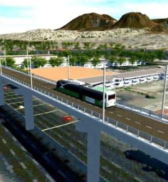 trolebus elevado cdmx - La empresa Idinsa construirá el Trolebús Elevado en la CDMX; costará más de 3 mil mdp