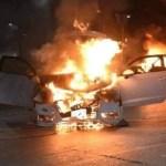 Caborca 2 - Se enfrentan cárteles por Caborca; riegan cadáveres en la carretera