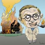Rocha Fabrizio Sartre en Minneapolis - Sartre viaja a Mineápolis - Proceso Portal de Noticias