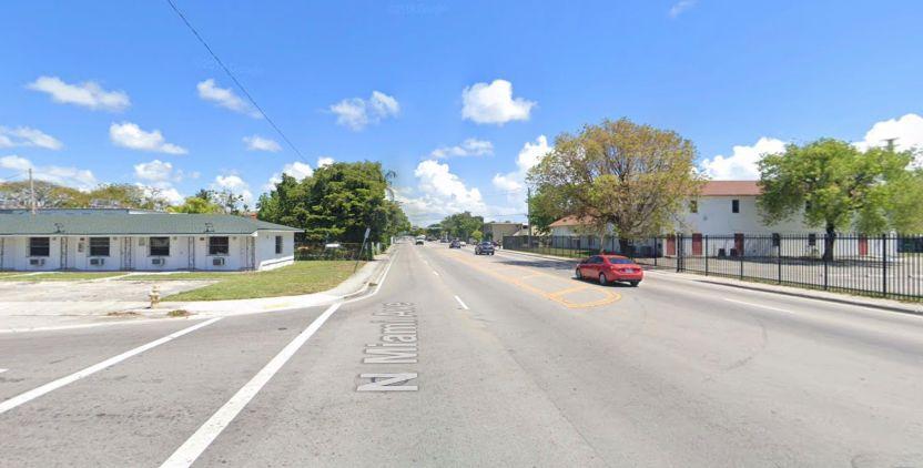 accidente tiroteo miami.jpgquality80stripall - Un accidente en Miami termina en un robo a punta de pistola