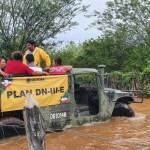 """campeche 1 - """"Cristobal"""" probó que cambio climático pone en riesgo integridad ambiental: Greenpeace"""