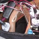 cinturon explosivo - Asaltantes con cinturón explosivo usaron cuatro autos; estarían en Ecatepec