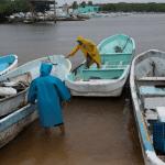 """cristobal yucatan - La tormenta """"Cristóbal"""" provoca graves inundaciones en Campeche, Quintana Roo y Yucatán"""