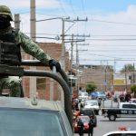 ejercito seguridad publica amlo - La CNDH urge definir y regular el papel de las Fuerzas Armadas en seguridad pública