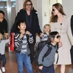 hijos brad.jpgfit1200800 - Aunque la relación de Angelina Jolie y Brad Pitt ha mejorado... el actor no tiene contacto con dos de sus hijos