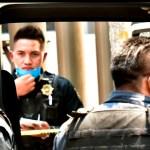 policias 3 - Un policía de la CdMx muere al derrapar en su motopatrulla durante la persecución de 2 asaltantes