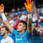portero - La MLS suspende al portero mexicano Jesse González por denuncia de violencia doméstica