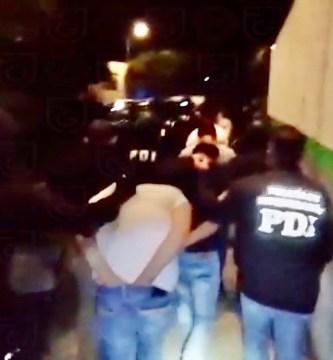 reclusorio sur ok - Ejercen acción penal contra 12 detenidos por el atentado y los trasladan al Reclusorio Sur