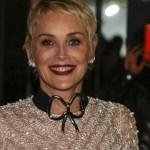 sharon stone - Sharon Stone recuerda que sufrió un curioso accidente con un rayo dentro de su casa