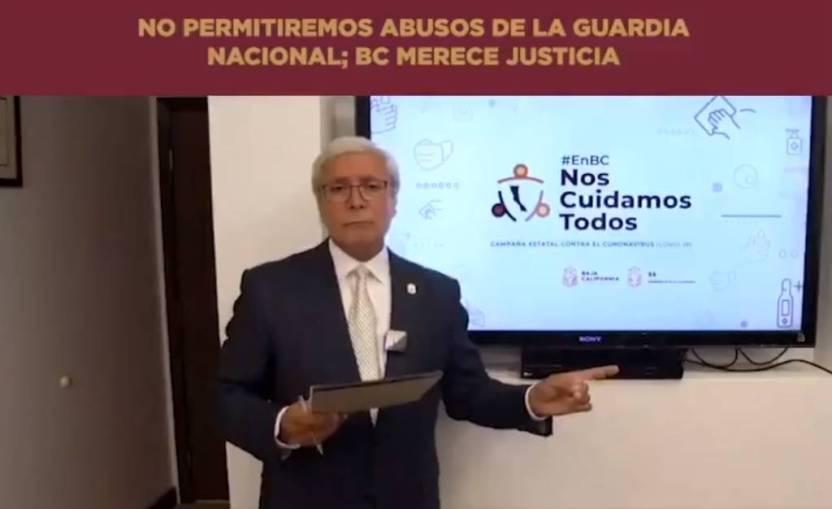 Bonilla - Bonilla enfurece por intervención de la GN en recuperación de caseta; pide cabeza de la SCT