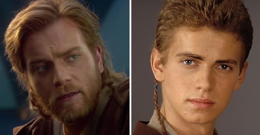 Fondo Obi Wan - Hayden Christensen podría regresar en la serie de Obi-Wan. Los fans no tienen buenos recuerdos de él