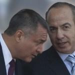 Genaro García Luna y Felipe Calderón 2 - Cuentas de García Luna y cómplices han sido congeladas por la UIF
