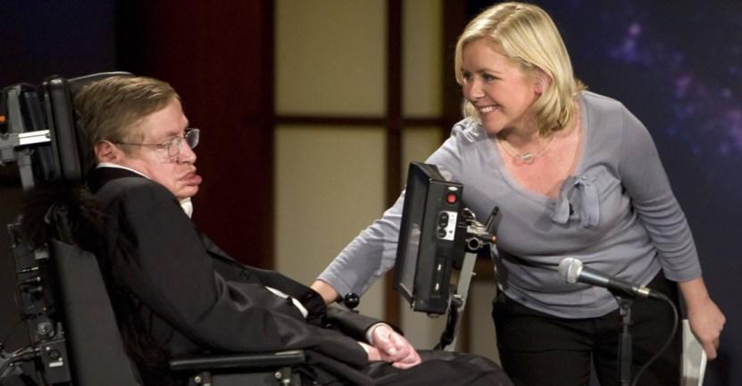 Stephen Hawking Familia coronavirus ventilador - El ventilador de Stephen Hawking salva a personas con COVID-19. Fue donado a hospital que lo atendió