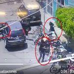 VIDEO  Sicarios disparan en contra de negocio porque no les pagaron derecho de piso - VIDEO: Sicarios disparan en contra de negocio porque no les pagaron derecho de piso