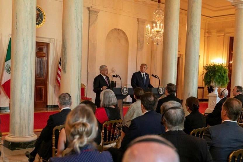 WhatsApp Image 2020 07 08 at 21.26.08 - Es el comienzo de una etapa nueva en las relaciones con Estados Unidos: López Obrador