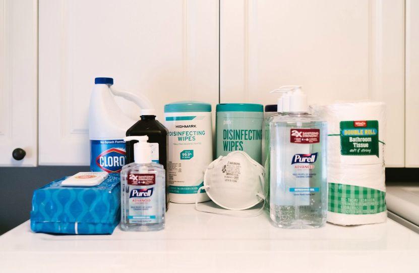 allie f 59PYhJPgs unsplash - Estos son los desinfectantes que matan al coronavirus en dos minutos, aprobados por las autoridades de EEUU