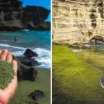 arena verde cambio climatico - Proponen usar arena verde para limpiar las playas. Capta el CO2 de conchas y esqueletos de moluscos