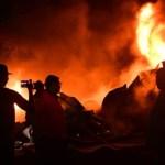 bodega de estadio mazatlxn fc crop1593749764723.jpg 673822677 - Se incendia bodega de construcción del estadio de Mazatlán FC, de la Liga MX