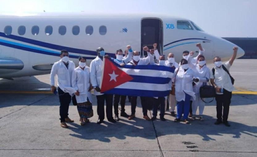 brigada cubana - La brigada médica cubana Henry Reeve, para el Nobel de la Paz