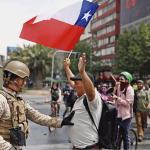 chile estado dictatorial - Piñera pavimenta el camino hacia el Estado policial