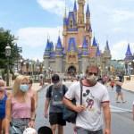 disney orlando florida - En medio de nuevo pico por covid-19, Disney reabre su parque temático en Orlando