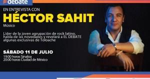 hector sahit crop1594508205901.jpeg 673822677 - Entrevista con Héctor Sahit en exclusiva para El Debate